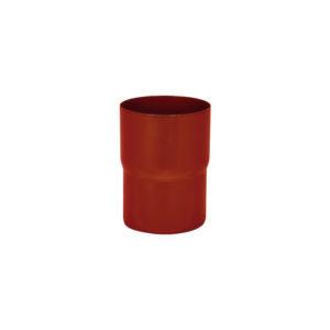 Aquasystem соединитель трубы красный RR29