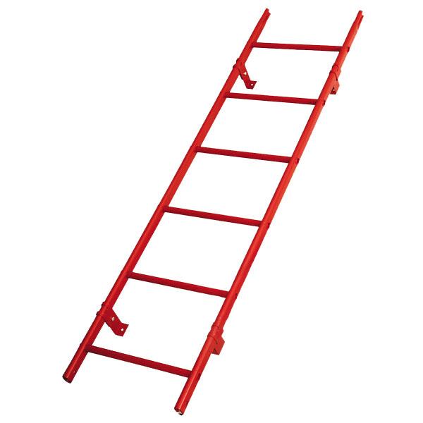 Кровельная лестница престиж RAL3011