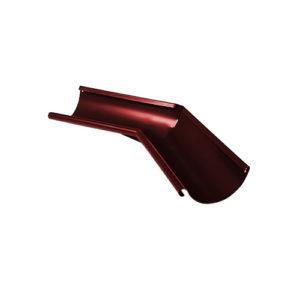 МП Престиж угол желоба внутренний 135 градусов вишня RAL3005