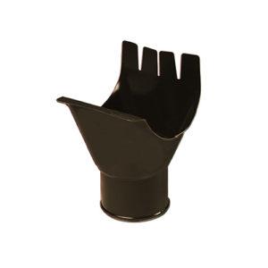 МП Престиж воронка желоба темно-коричневый RR32