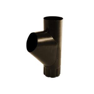 МП Престиж тройник трубы темно-коричневый RR32