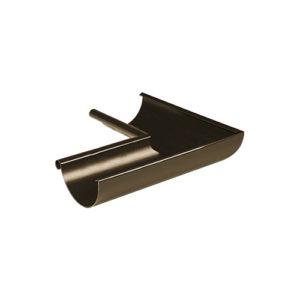 МП Престиж угол желоба внутренний 90 градусов темно-коричневый RR32