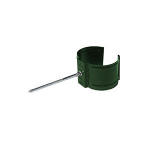 МП Престиж хомут трубы зеленый RAL6005