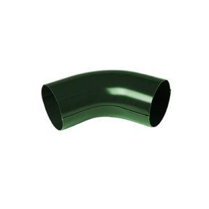 МП Престиж колено трубы зеленый RAL6005