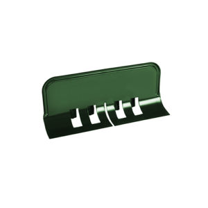 МП Престиж ограничитель перелива зеленый RAL6005