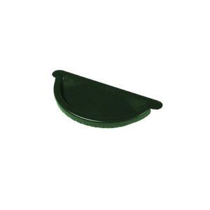 МП Престиж заглушка желоба зеленый RAL6005