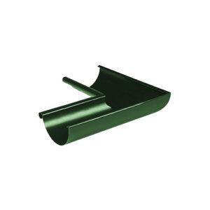 МП Престиж угол желоба внутренний 90 градусов зеленый RAL6005