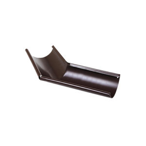 МП Престиж угол желоба внешний 135 градусов коричневый RAL8017