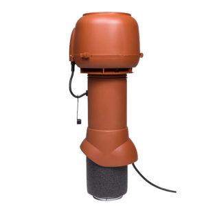 Вентилятор E120 Р/125/500 Vilpe кирпичный