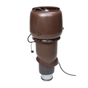 Вентилятор E190 Р/125/500 Vilpe коричневый
