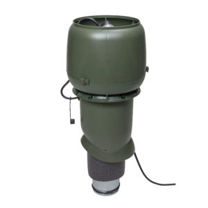 Вентилятор e190 p/125/500 vilpe зеленый