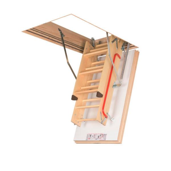Чердачная лестница LWT Fakro суперэнергосберегающая