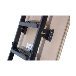 Чердачная лестница LMS Fakro металлическая