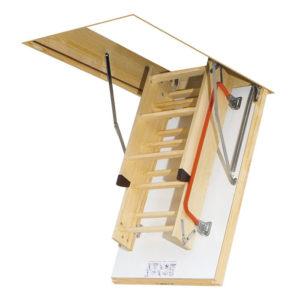 Чердачная лестница LTK Fakro термоизоляционная