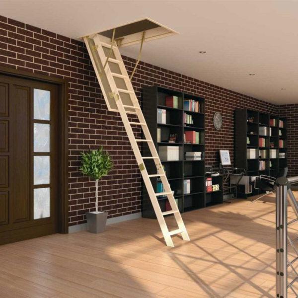 Чердачная лестница LWS Plus Fakro