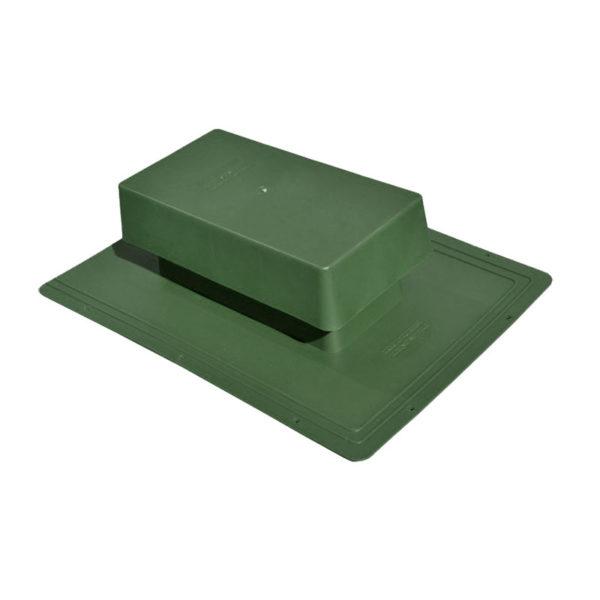 Аэратор Специальный Aquasystem зеленый