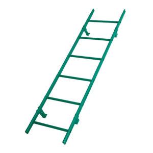 Лестница кровельная RAL 6005