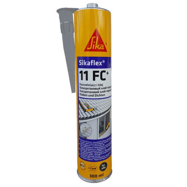 Sikaflex 11FC полиуретановый клей-герметик серый