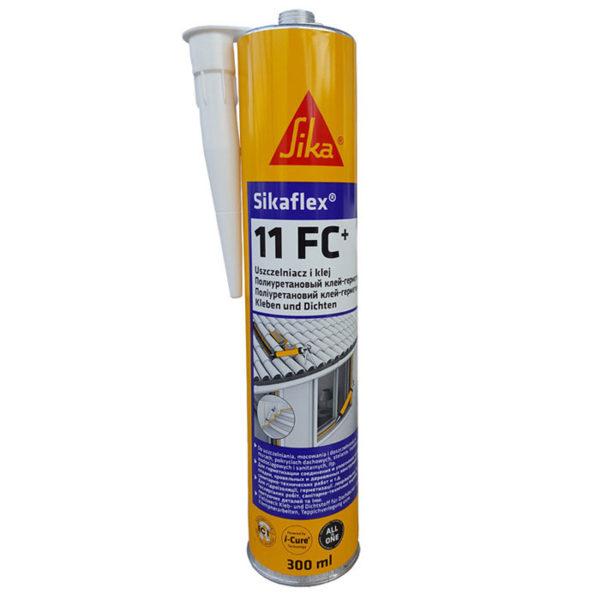 Sikaflex 11FC полиуретановый клей-герметик белый