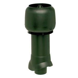 вентиляционный выход 110/ИЗ/500 vilpe зеленый