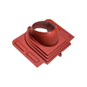 PELTI проходной элемент Vilpe красный