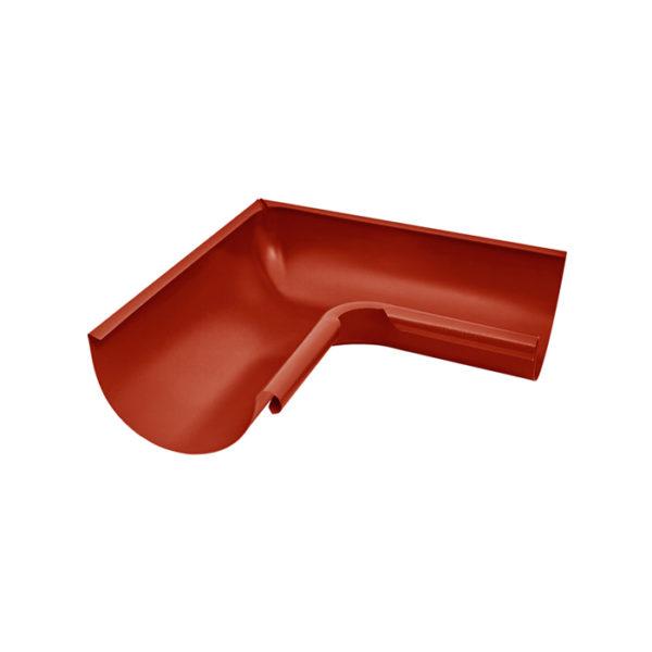 Aquasystem угол желоба внутренний 90 градусов красный RR29
