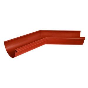 Aquasystem угол желоба внутренний 135 градусов красный RR29