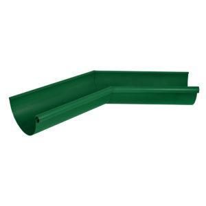 Aquasystem угол желоба внутренний 135 градусов зеленый RAL6005