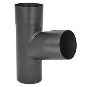 Aquasystem тройник трубы серый RR23 PURAL MATT