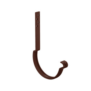 Aquasystem крюк желоба длинный коричневый RAL8017 PURAL MATT