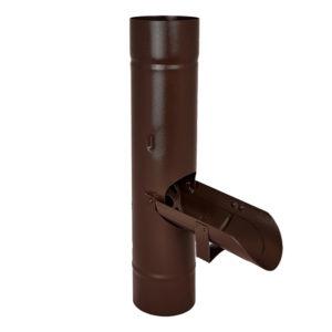 Aquasystem водосборник коричневый RAL8017 PURAL MATT