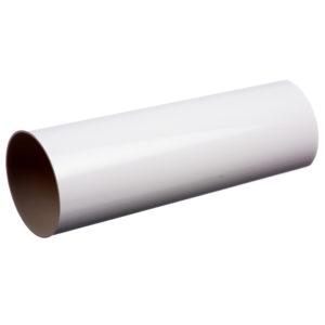 Docke Люкс труба водосточная 3 метра белый