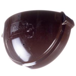 Docke Люкс заглушка желоба коричневый