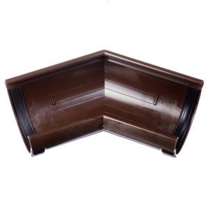 Docke Люкс угол желоба 135 градусов универсальный коричневый