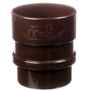 Docke Люкс соединитель трубы коричневый