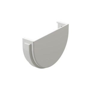 Docke Premium заглушка желоба пломбир Ø120/85 мм