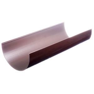 Docke Стандарт желоб водосточный 3 метра коричневый
