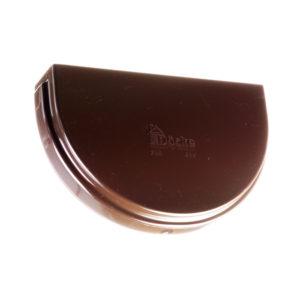 Docke Стандарт заглушка желоба коричневый