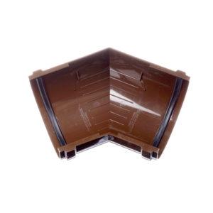 Docke Стандарт угол желоба универсальный 135 градусов коричневый