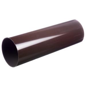 Docke Стандарт труба водосточная 3 метра коричневый
