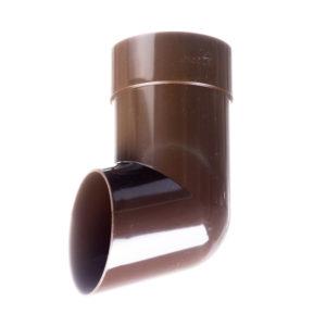 Docke Стандарт отвод трубы коричневый
