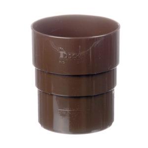 Docke Стандарт соединитель трубы коричневый