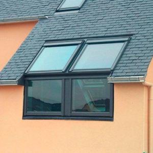 FAKRO BVP P2 Профи карнизное окно