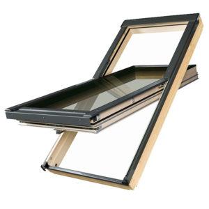 FAKRO FTP-V U5 Termo Люкс энергосберегающее мансардное окно