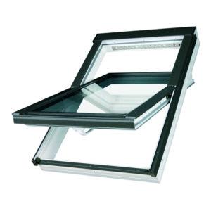 FAKRO PTP-V U3 Профи пластиковое мансардное окно