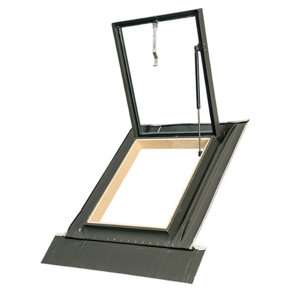 FAKRO WGI окно-люк для неотапливаемых чердаков