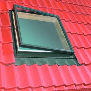 FAKRO WLI окно-люк для неотапливаемых чердаков