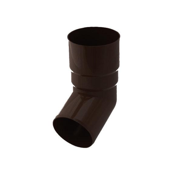 Gamrat колено трубы коричневый