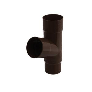 Gamrat тройник трубы коричневый