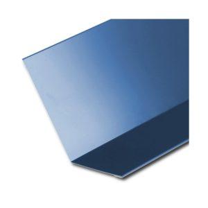 Планка примыкания верхняя синий RAL5005